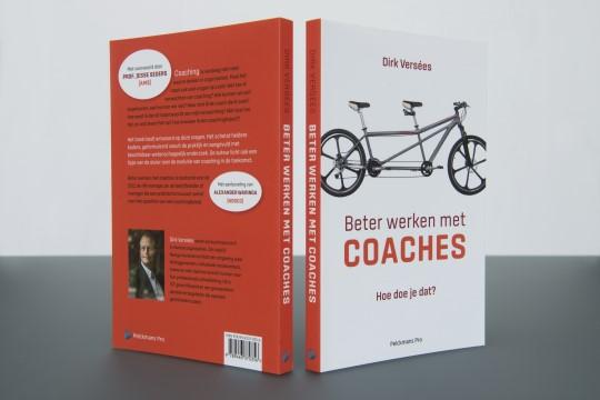 """The book: """"Beter werken met coaches. Hoe doe je dat?"""""""